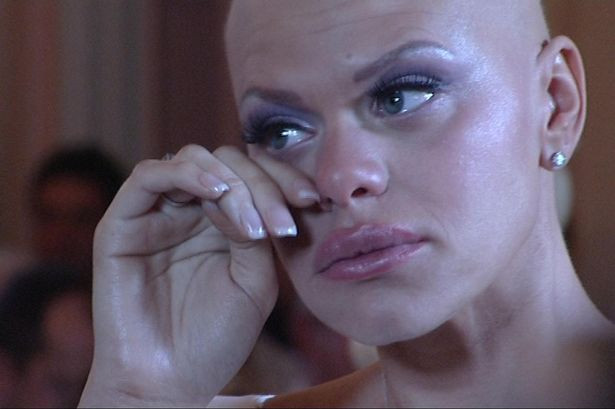 Jade Goody Cancer