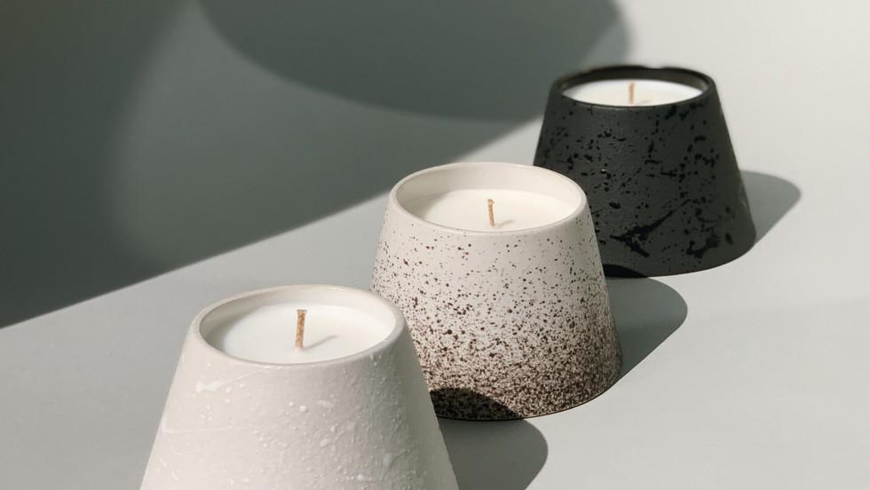 Candle Jars_Set