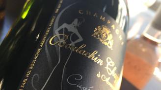 Champagne Boulachin Chaput              La Dama sempre elegante