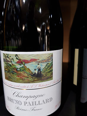 champagne bruno paillard blanc de blancs