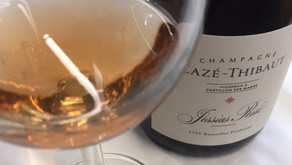 Ultimo arrivo in enoteca: Champagne Caze' Thibaut Rose'!