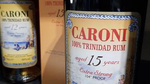 Due chiacchiere sulla distilleria Caroni