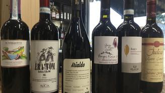 Vini rossi quotidiani: la selezione