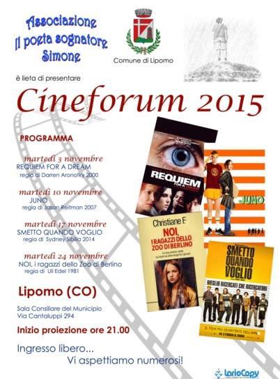 Cineforum 2015