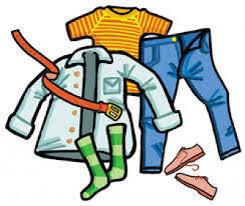 Raccolta e consegna indumenti