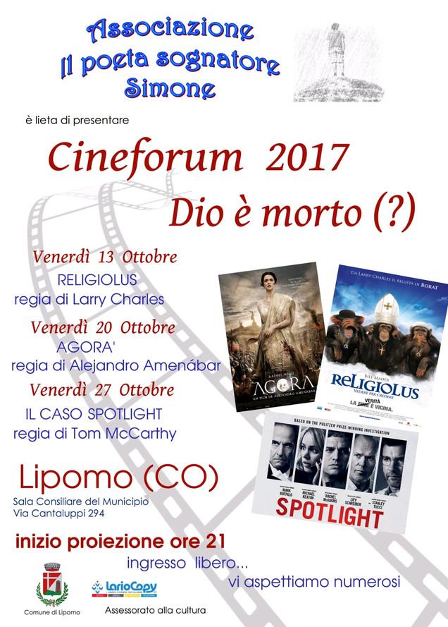 Cineforum 2017