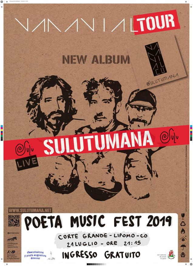 Poeta Music Fest 2019