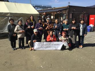 3月9日に「だだいまバスツアー2018in陸前高田を開催しました