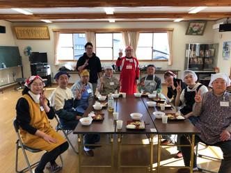 男の料理教室を開催しました
