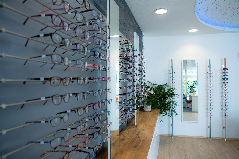 Neue Gleitsichtbrille inkl. 3D Sehtest