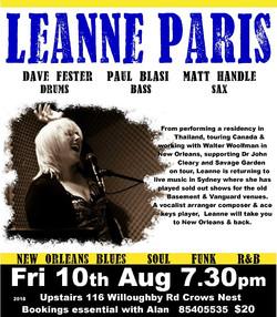 Website Leanne