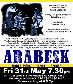 Website Arabesk May