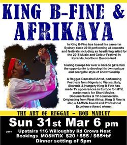 Website King B-Fine