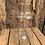Thumbnail: Clear glass vase