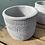 Thumbnail: Grey Pattern Ceramic Pot