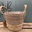 Thumbnail: Medium Basket Straw Pot