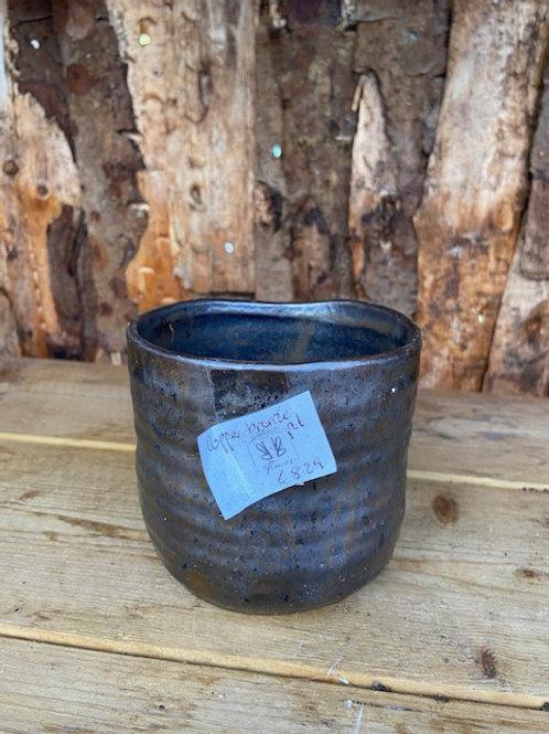 Copper/ bronze pot