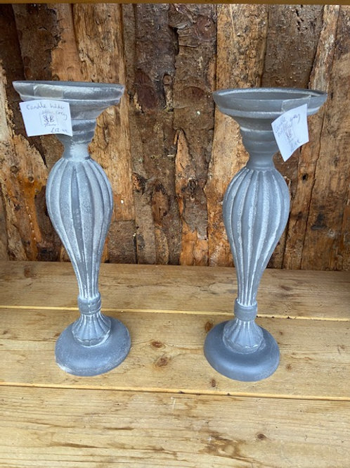 Tall candle sticks- sold Individually