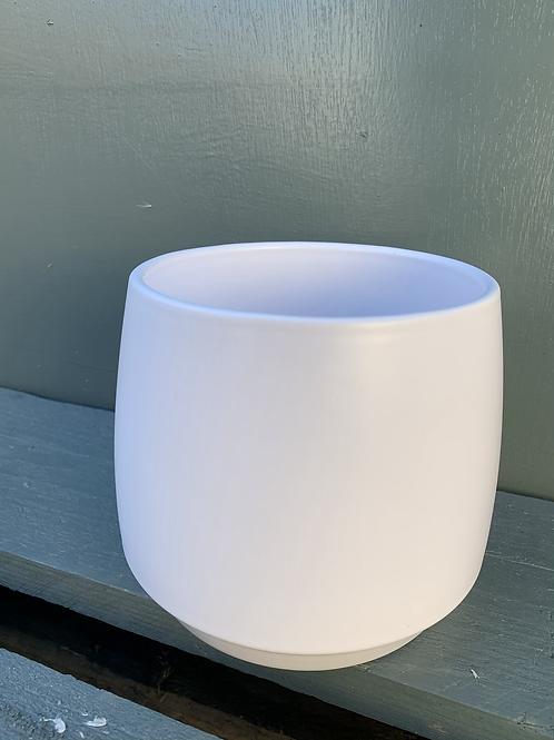 Ceramic Lucca Pot - Large - Multiple Colours