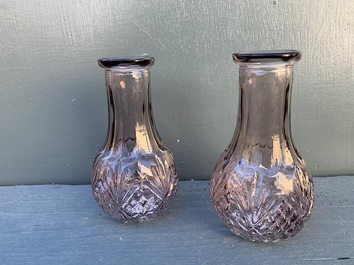 Glass Colour Vase - Small