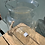 Thumbnail: Glass Eco Bottle Vase 25cm