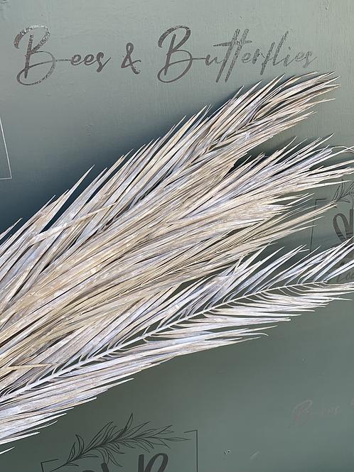 White Date Leaf - per stem