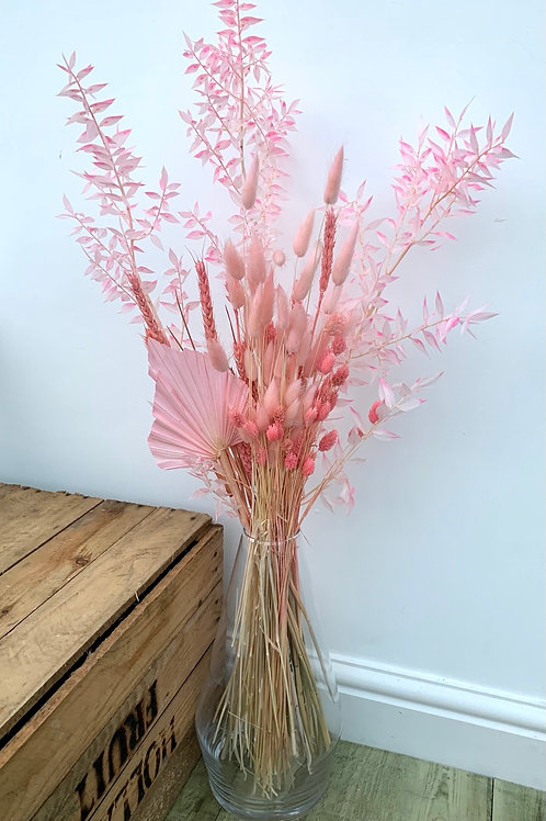 Mixed Pink Dried Bunch