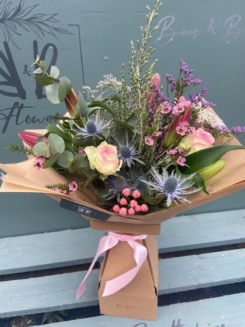 Large Box Bouquet