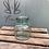Thumbnail: Green Glass Bottle Vase