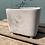 Thumbnail: Grey Ceramic Square Pot
