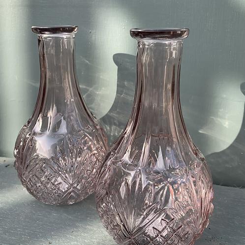 Medium Glass Colour Vase - Colour options