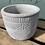 Thumbnail: Pattern Grey Pot