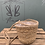 Thumbnail: Hanging Straw Basket Pot