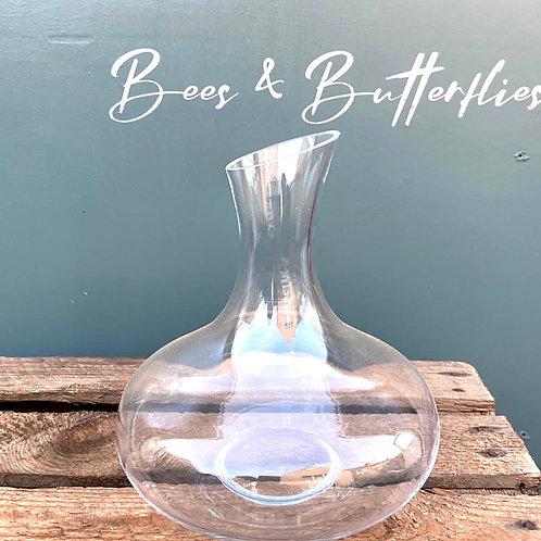 Glass Vase Discus