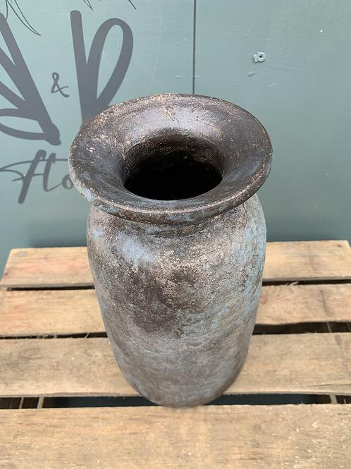 Medium Bali Grey Vase
