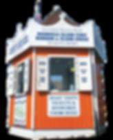 Greenslade Pleasure Boats, Ticket kiosk, Brownsea Island cruise, Wareham river cruise, Swanage river cruise, Poole Quay boat trips