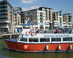 Greenslades Dolphin Quays ferry, trips to Brownsea Island, Brownsea Island cruises