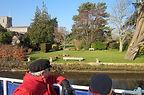 Wareham river boat trips, boat trips Wareham, Greenslade Pleasure Boats