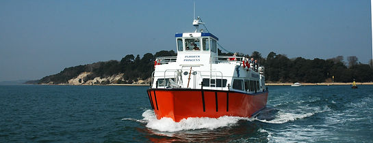 Poole Quay ferry, Brownsea Island ferries, Greenslade Pleasure Boats, Dorset ferry trips