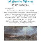 A Creative Moment Exhibition @ CStudios