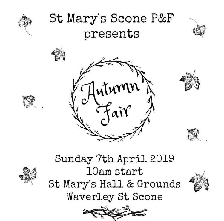 St Mary's Autumn Fair