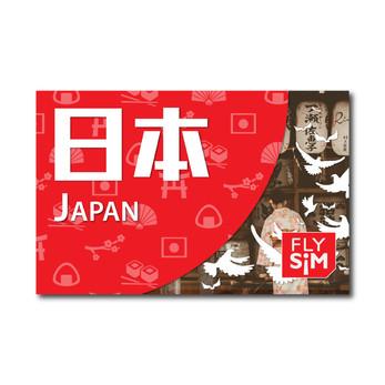 日本語音上網卡