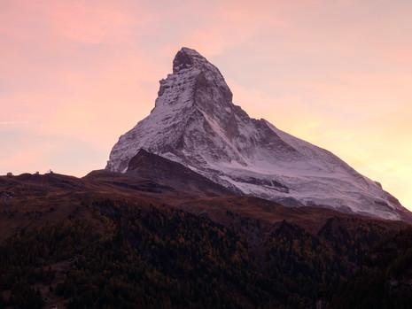The Swiss Mountain Beauty