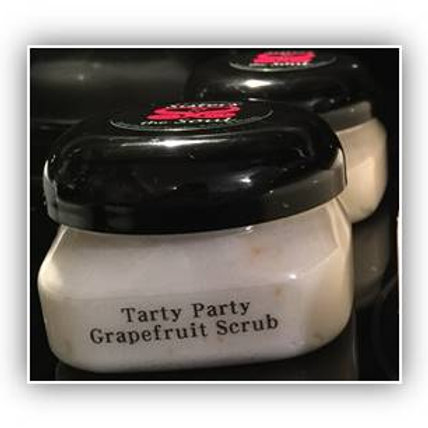 Tarty Party Grapefruit Scrub