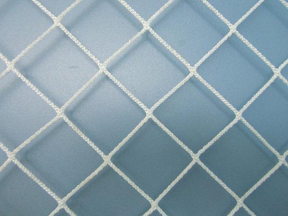 Сетка заградительная, яч. 100*100,  Д 2,6 мм, бела