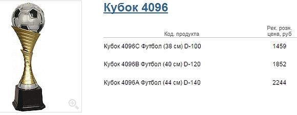 Кубок 4096