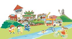 安平老街巡禮地圖 台南市政府觀光旅遊局