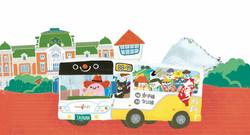 8899台南市公車地圖 台南市政府觀光旅遊局