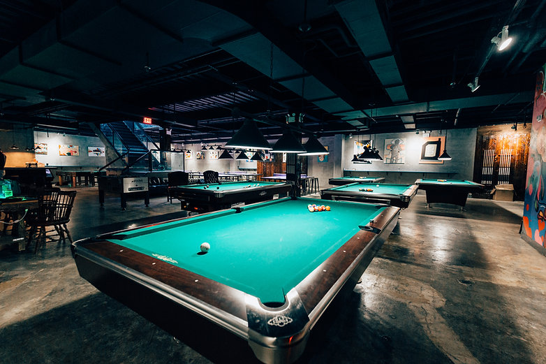 Sour Mouse NYC Pool and Ping Pong Bar