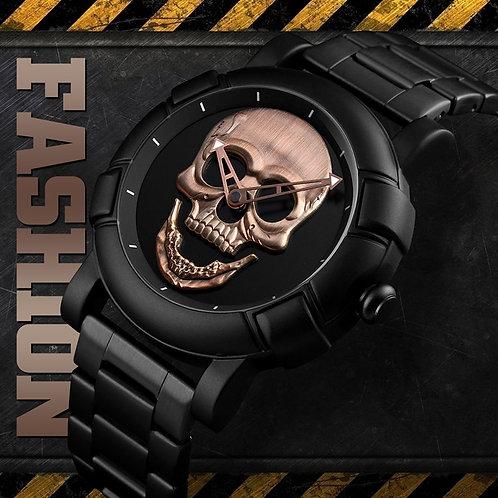 Skull Men Sport Watches